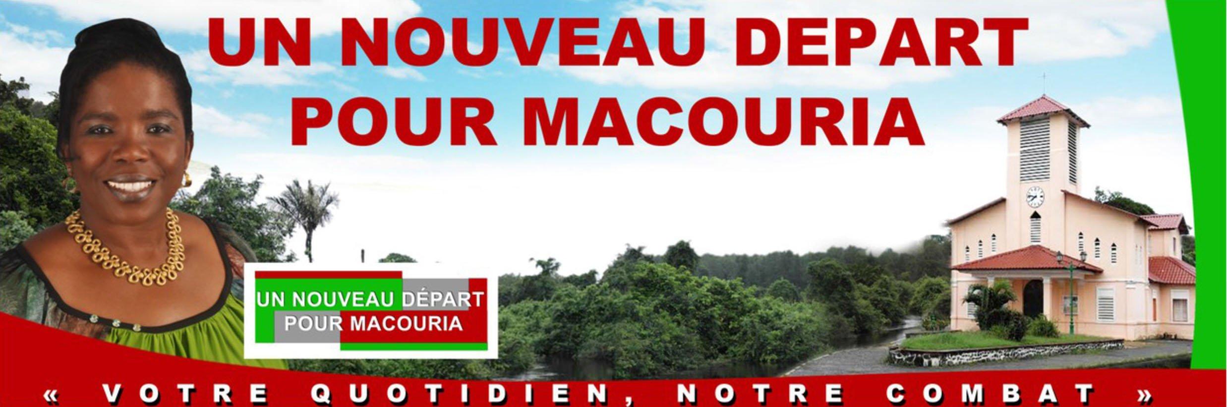Un nouveau depart pour macouria 2014